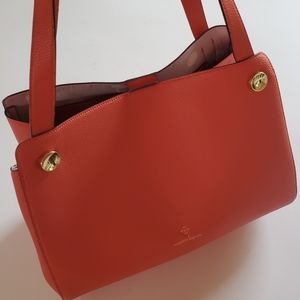 Nanette Lepore Chantilly shoulder bag 10½x13